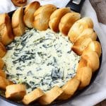 Spinach and Feta Dip Image