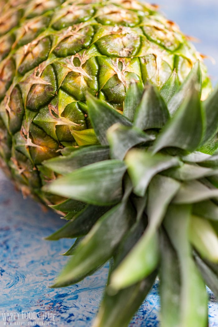 Fresh Pineapple for Pineapple Infused Water