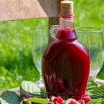 Easy Homemade Raspberry Syrup