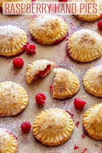 Raspberry Hand Pies Recipe