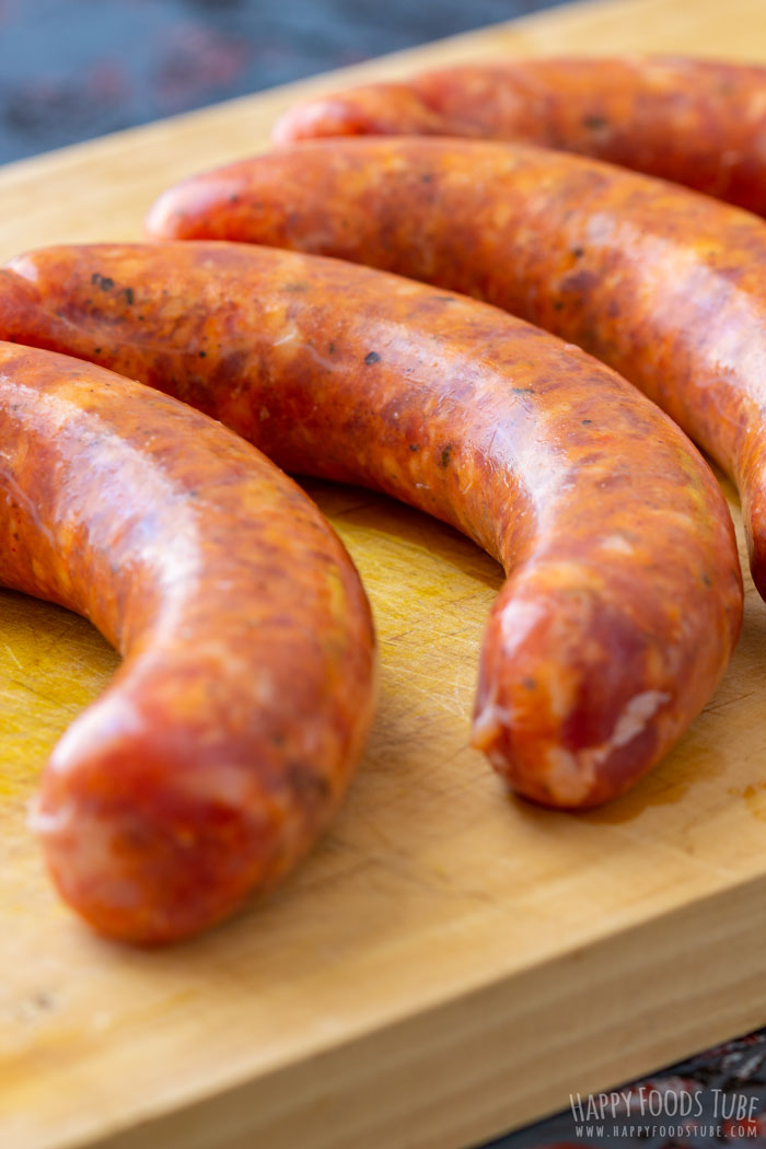 Spanish Sausage Picture