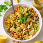 Homemade Apple Chickpea Salad