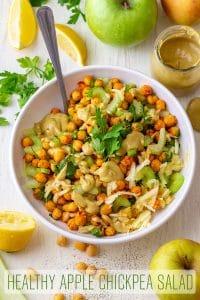 Apple Chickpea Salad Recipe