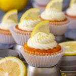 Homemade Easy Lemon Cupcakes