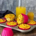 Homemade Quinoa Egg Muffins