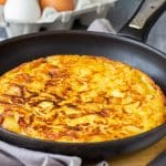 Authentic Spanish Omelette