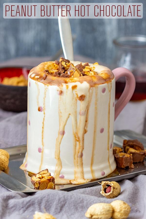 Peanut Butter Hot Chocolate Recipe