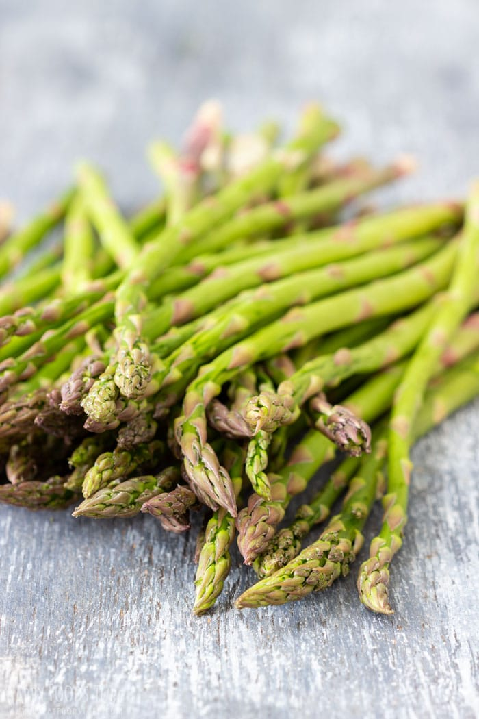 Fresh Asparagus for Pan Fried Asparagus with Parmesan