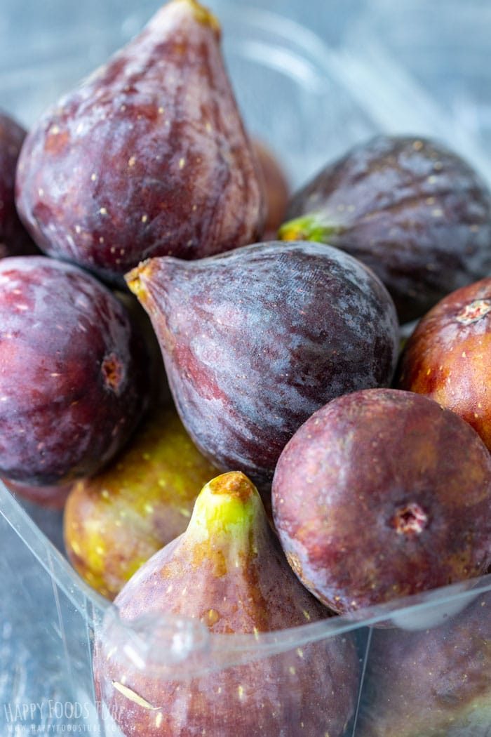 Fresh Figs for Figs with Goat Cheese