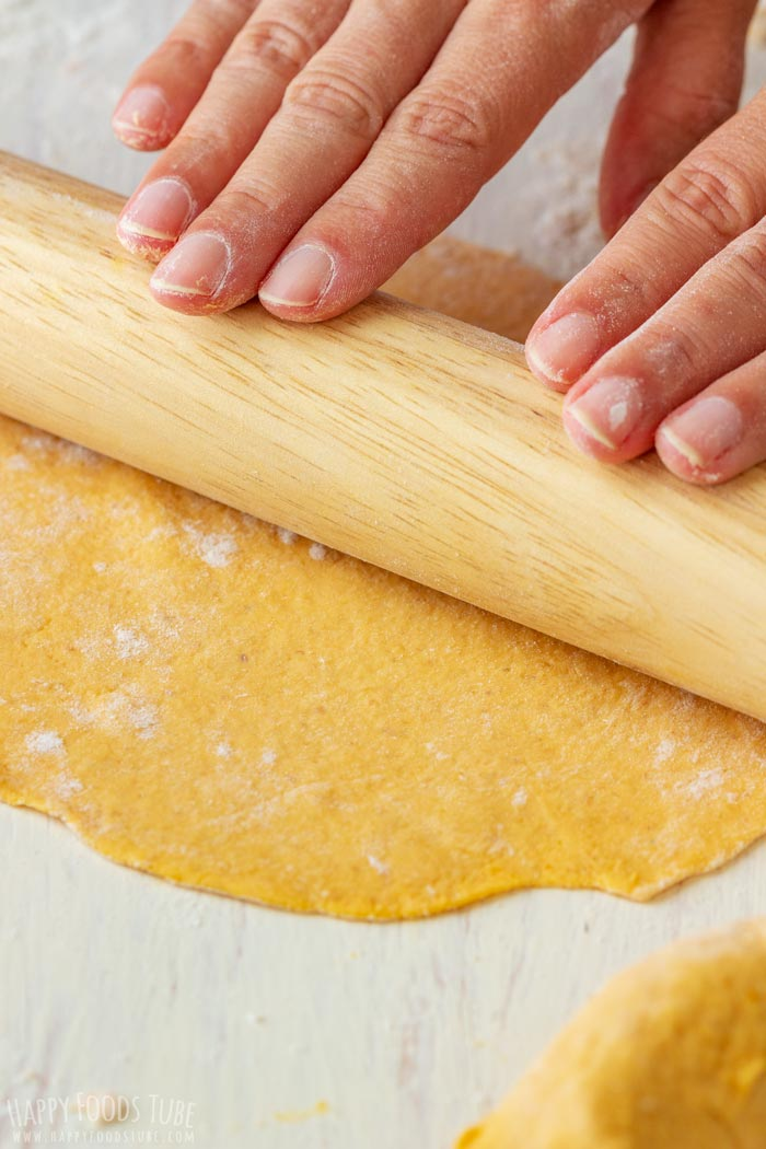 How to make Pumpkin Flatbread Step 4