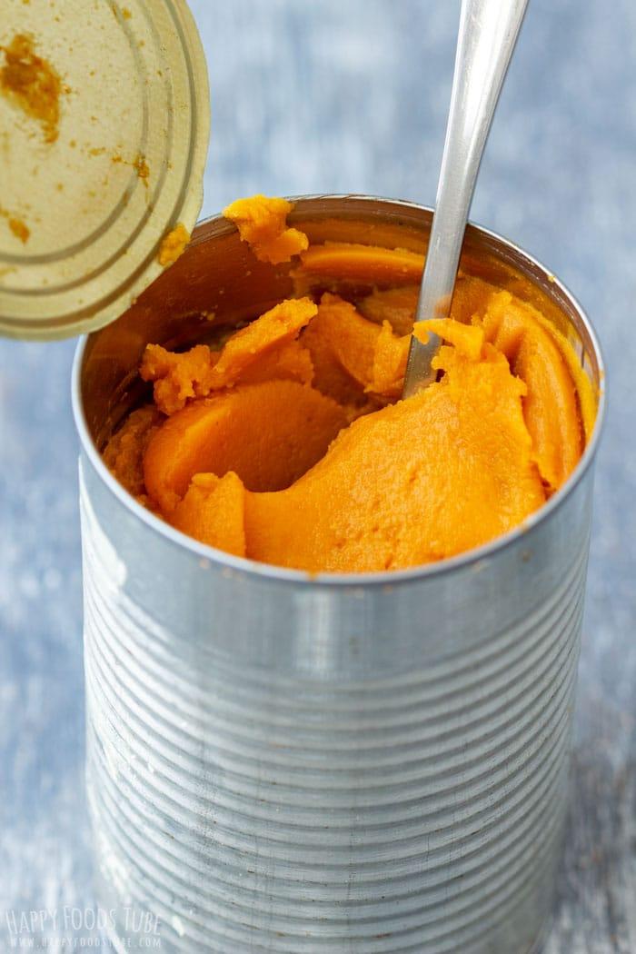 Pumpkin Puree for Flatbread
