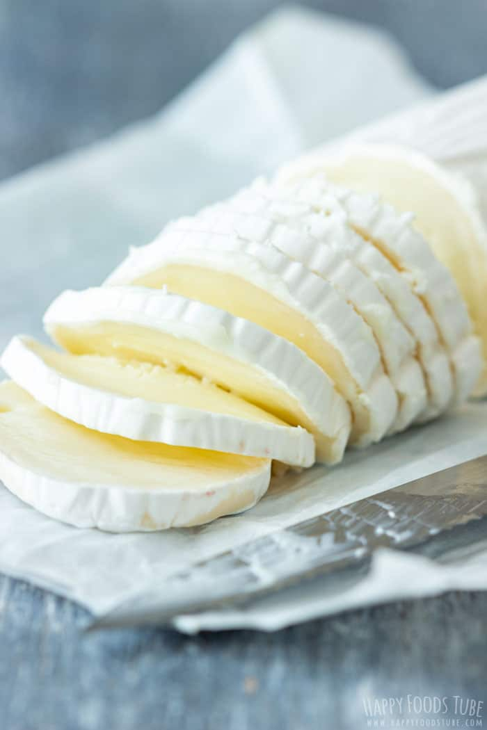 Sliced Goat Cheese for Party Appetizers
