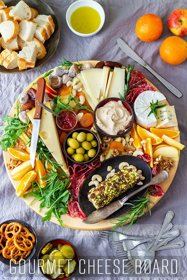 Best Gourmet Cheese Board