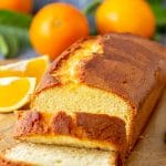 Homemade Orange Bread Loaf Recipe