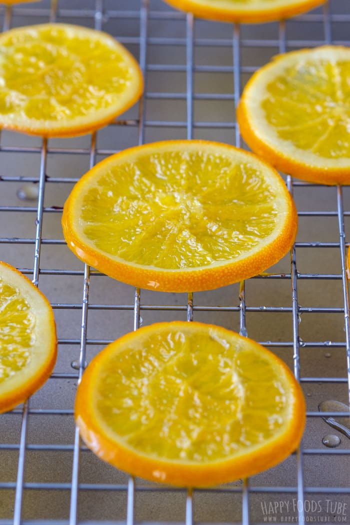 How to make Candied Oranges Step 2
