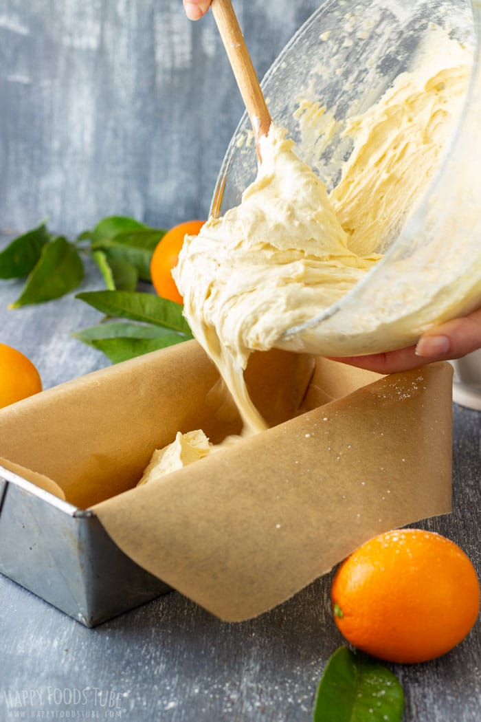 How to make Orange Bread Step 5