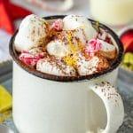 Crema di Limoncello Hot Chocolate Recipe
