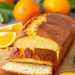 Homemade Orange Bread