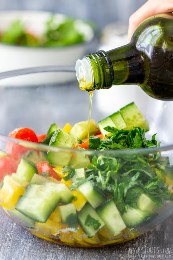 How to make Buckwheat Salad Step 1