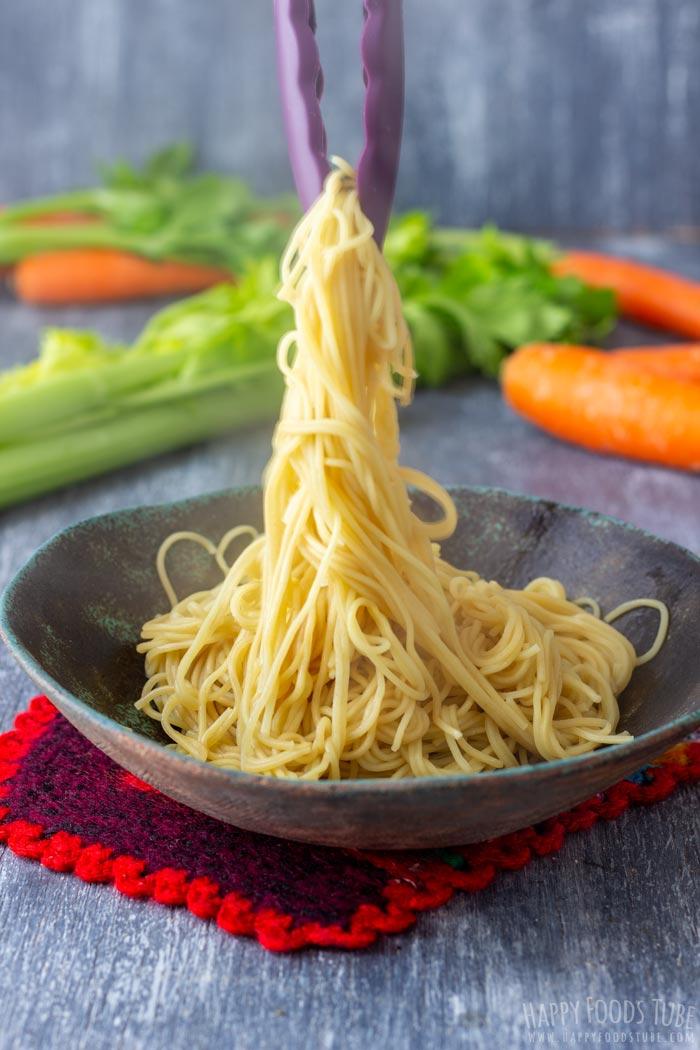 How to make Leftover Turkey Noodle Soup Step 3