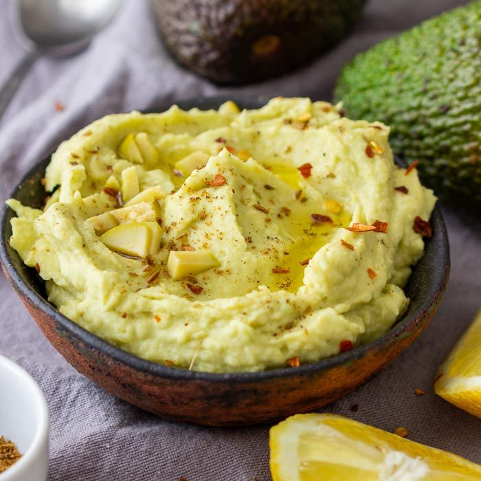 Best Avocado Hummus
