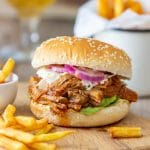 Best BBQ Pulled Pork Sandwich