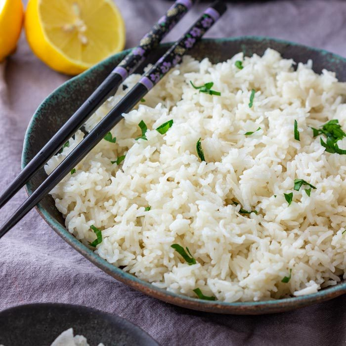 Best Instant Pot Coconut Rice