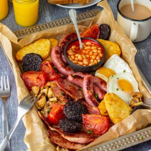 Best Full Irish Breakfast