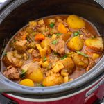 Best Slow Cooker Guinness Beef Stew