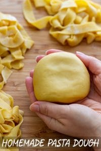 Easy Homemade Pasta Dough Recipe