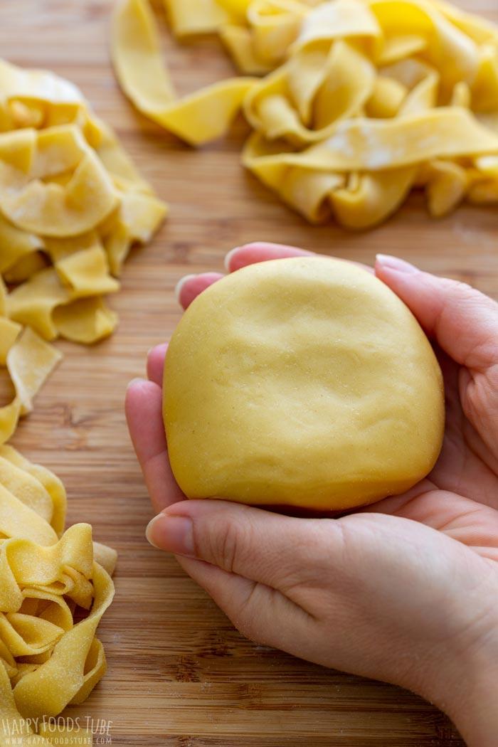 Homemade Pasta Dough