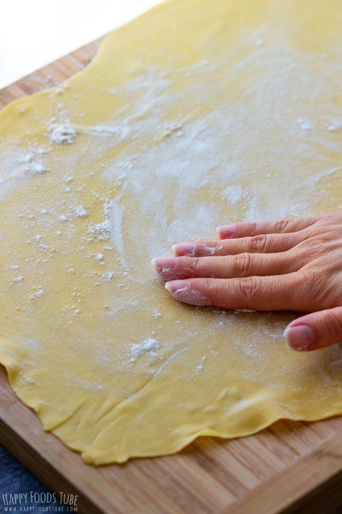 How to make Homemade Pasta Dough Step 5
