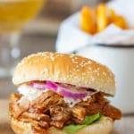 Best BBQ Pulled Pork Sandwich Recipe
