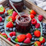 Easy Instant Pot Mixed Berry Jam