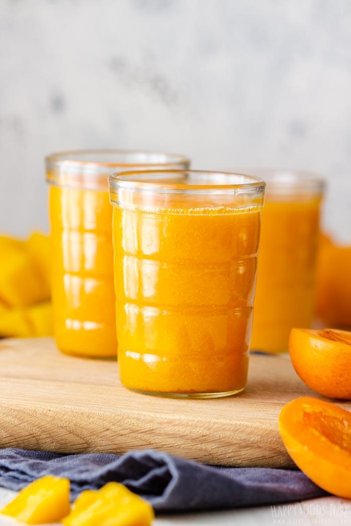 Apricot Mango Smoothie