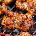 Grilled Boneless Chicken Thighs Recipe