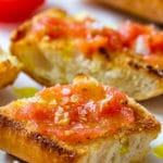 Pan con Tomate Spanish Garlic Tomato Toast Recipe