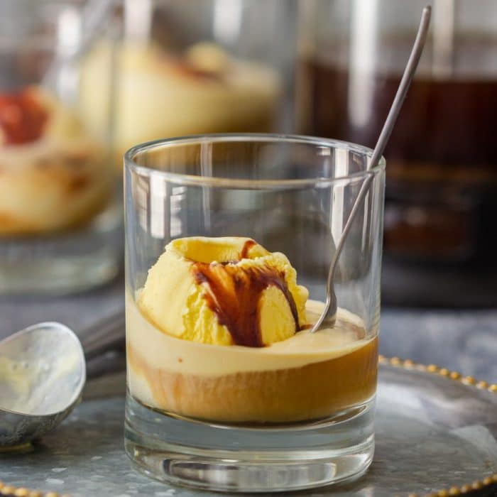 Affogato – Italian Coffee Dessert