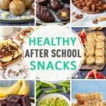 Best Healthy After School Snacks Recipes