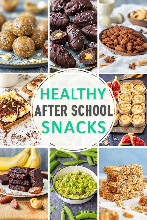 Best Healthy After School Snacks Recipes