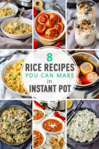 Best Rice Recipes You Can Make in Instant Pot