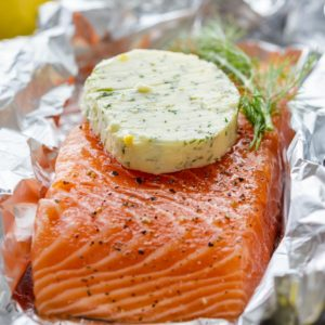 Best Grilled Salmon Foil Packets