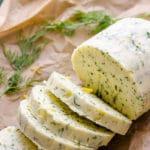 Homemade Lemon Dill Compound Butter Recipe