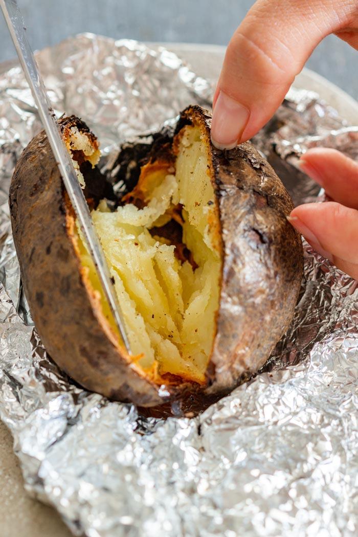 How to make Ash-Roasted Potatoes Step 4