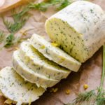 Best Lemon Dill Compound Butter