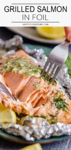 Moist and Flaky Grilled Salmon Foil Packets Recipe