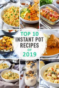 Top 10 Instant Pot Recipes of 2019