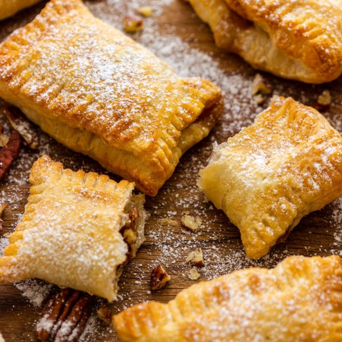 Best Air Fryer Maple Pecan Hand Pies