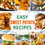 Easy Sweet Potato Recipes Roundup