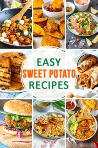 Easy Sweet Potato Recipes Roundup